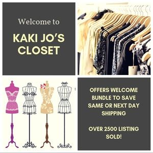 Kaki Jo's Closet Accessories - Black Striped Stainless Steel Band Ring
